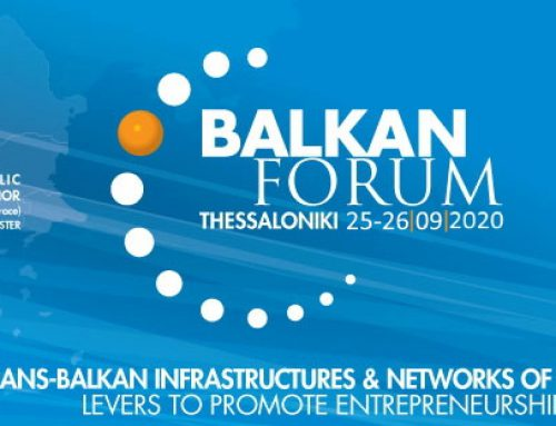 Balkan Forum in Thessaloniki