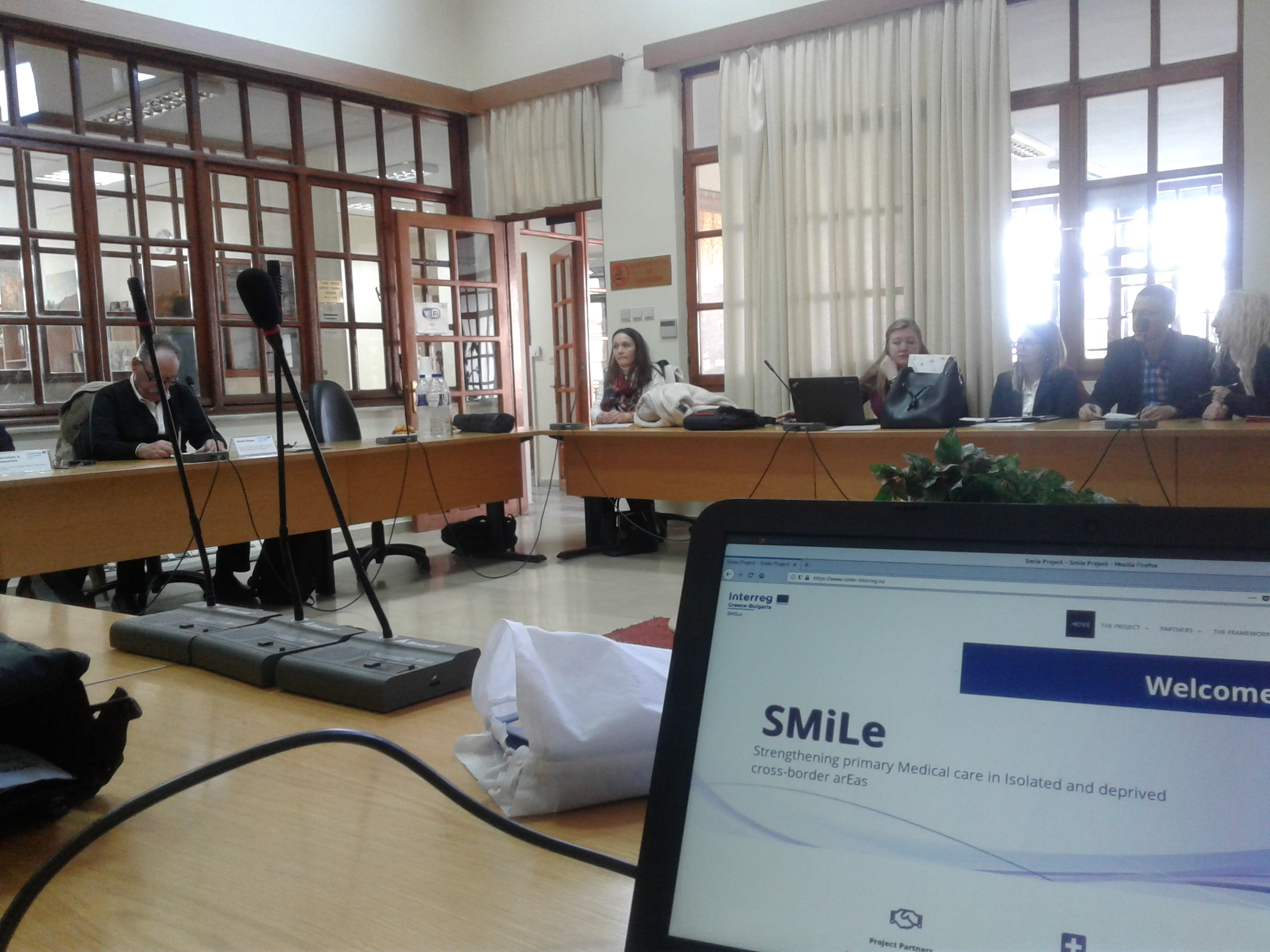 3rd Technical Meeting of the project SMiLe