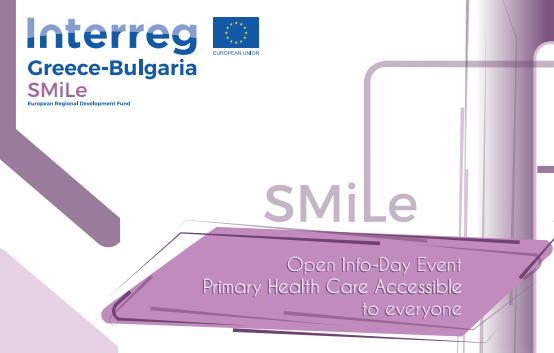 "Open Info-Day Event "" Primary Health Care Accessible to evereyone"""
